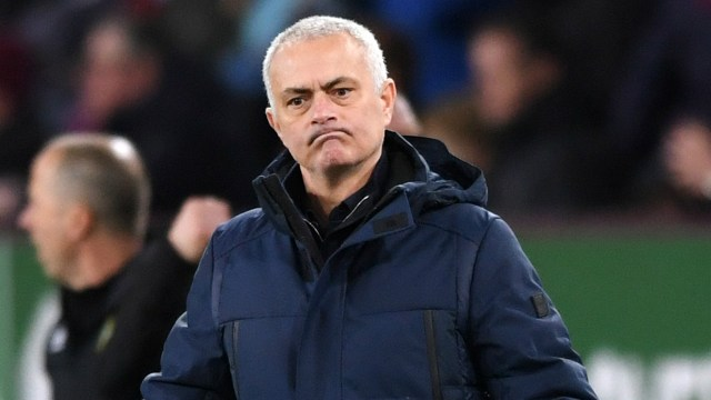 Has Mourinho lost his mojo?' - Tottenham boss seems to be lacking ...