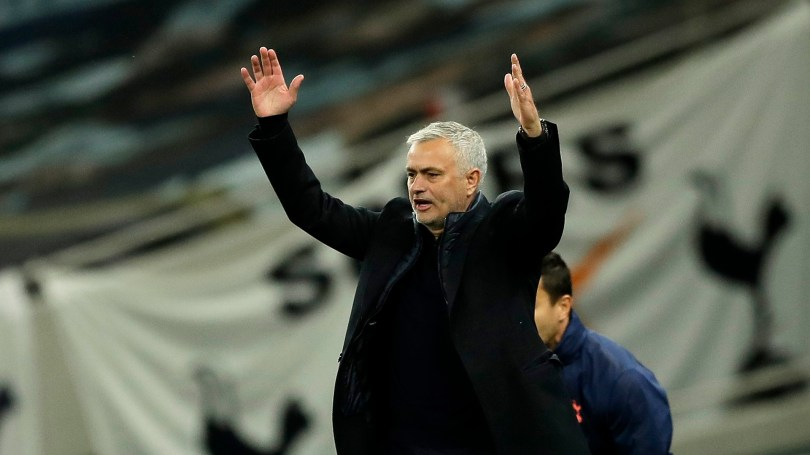 Mourinho speaks out against 'Spursy' coverage after West Ham capitulation