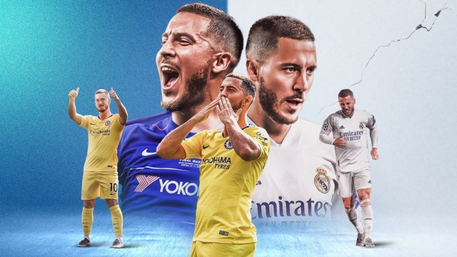 From Chelsea superstar to Madrid misery: Will injury-hit ...