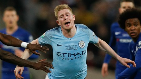 Man City News: Kevin De Bruyne 'happy' But Warns Against Comparisons To  Player Of The Year Form | Goal.com
