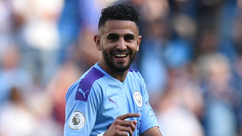 Mahrez boosted by Manchester City and Algeria title successes | Goal.com