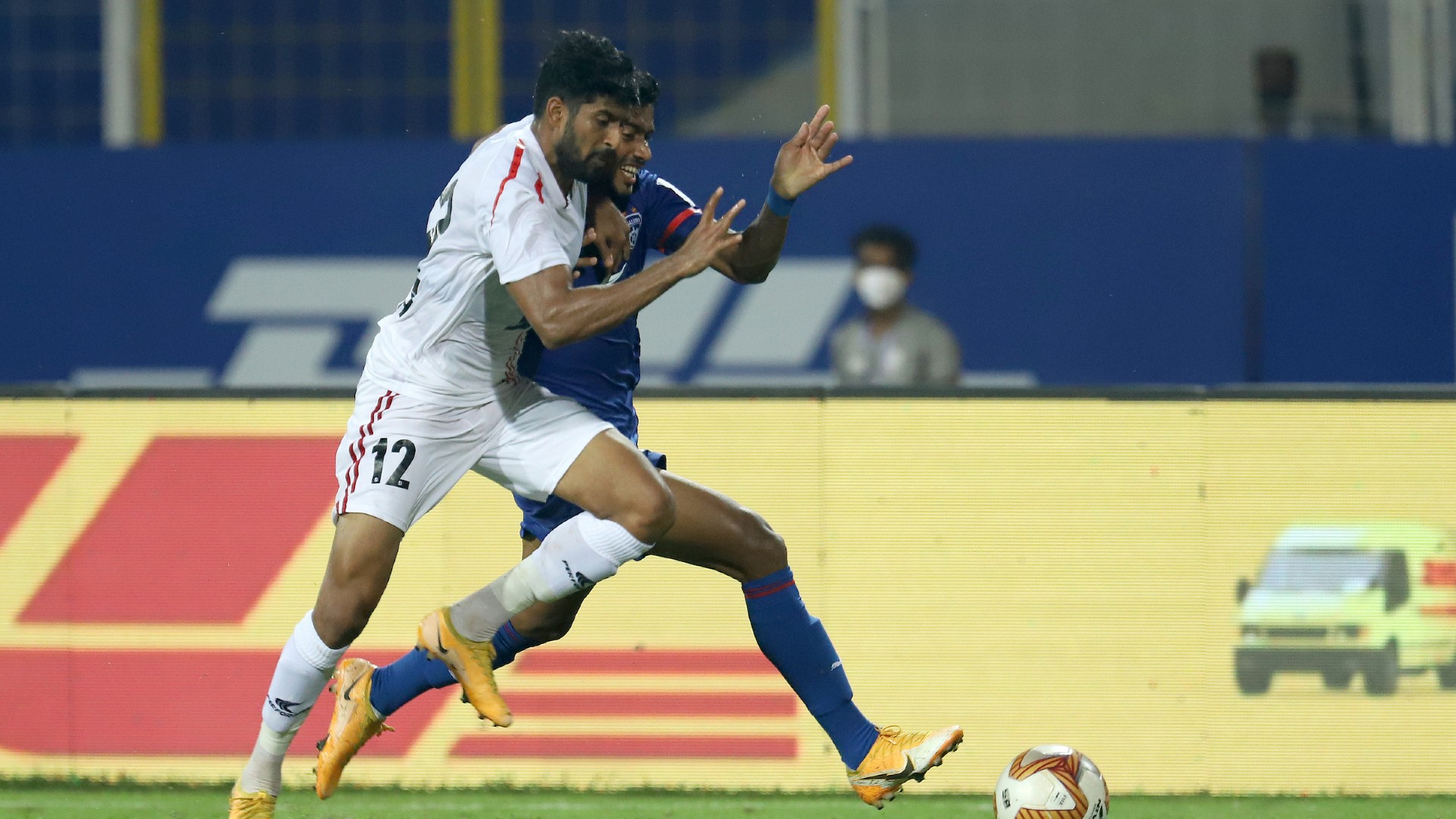 Err and entertain – Unbeaten Bengaluru, NorthEast United do both