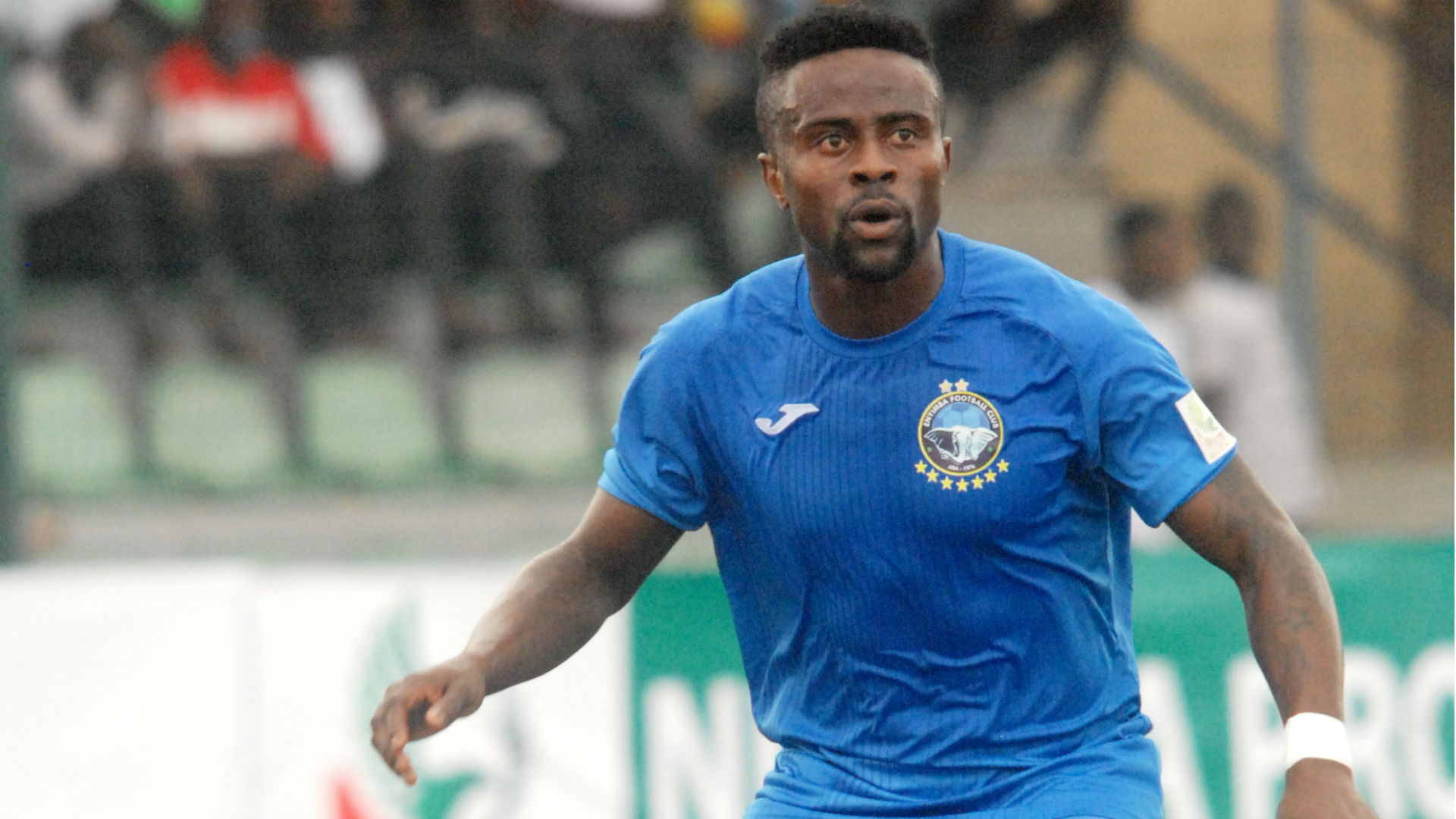 Caf Confederation Cup : Dimgba's Hat Trick Helps Enyimba To Whip Algerian Side