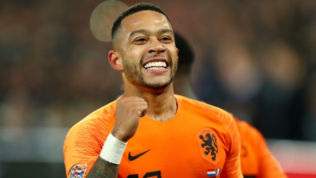 I know that there is interest' - Depay confirms Barcelona are considering  transfer | Sporting News Canada