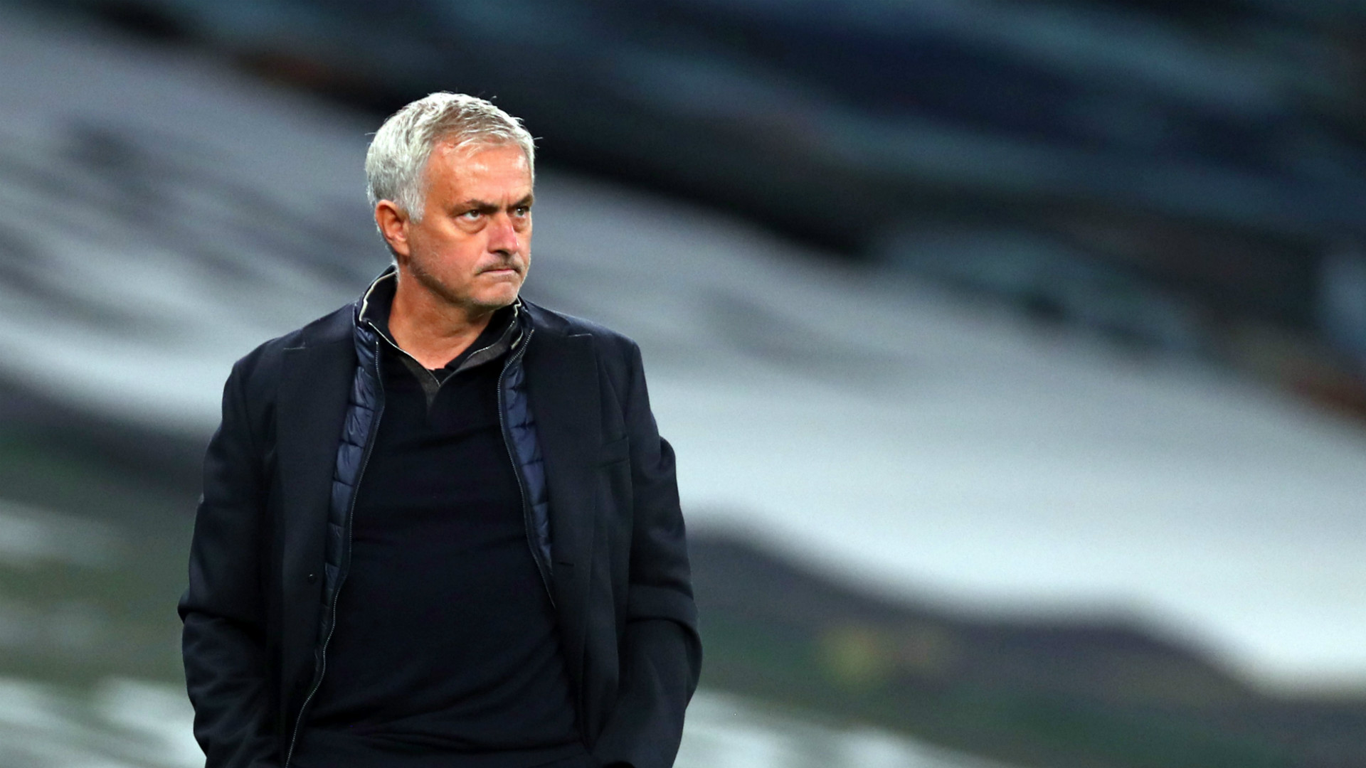 Mourinho attacks Premier League managers for touchline antics and insists he is 'a great example of good behaviour'