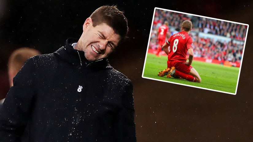 Gerrard: Liverpool Premier League title win would help me recover from Chelsea slip 1