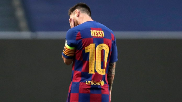 It can't end like this, Messi deserves better' - Africa reacts after  Argentina star demands Barcelona exit | Goal.com