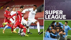 The Premier League 'unanimously and vigorously' rejects Super League bid and plans action against six involved