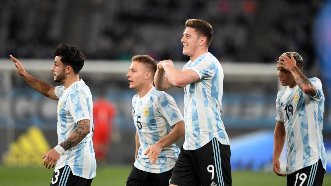 Los convocados de Argentina para los Juegos Olímpicos de Tokio 2021 |  Goal.com