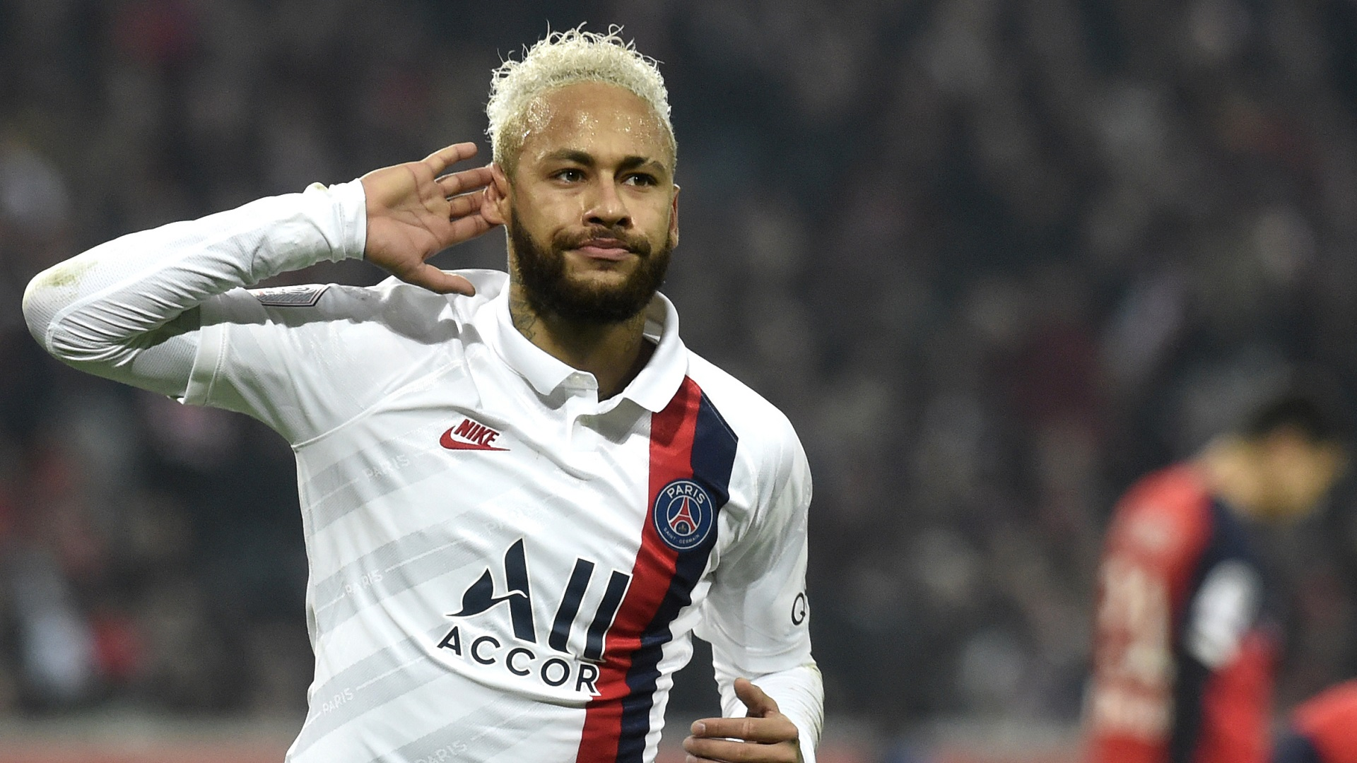 if neymar only scores once he s had a bad game psg indebted to brazil star again admits meunier goal com