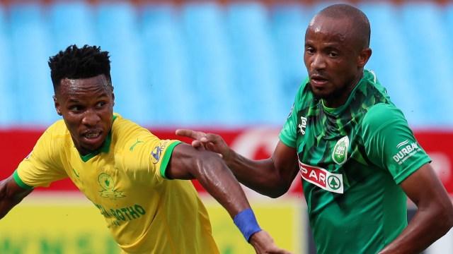 Themba Zwane, Mamelodi Sundowns & Xola Mlambo, AmaZulu FC, November 2020