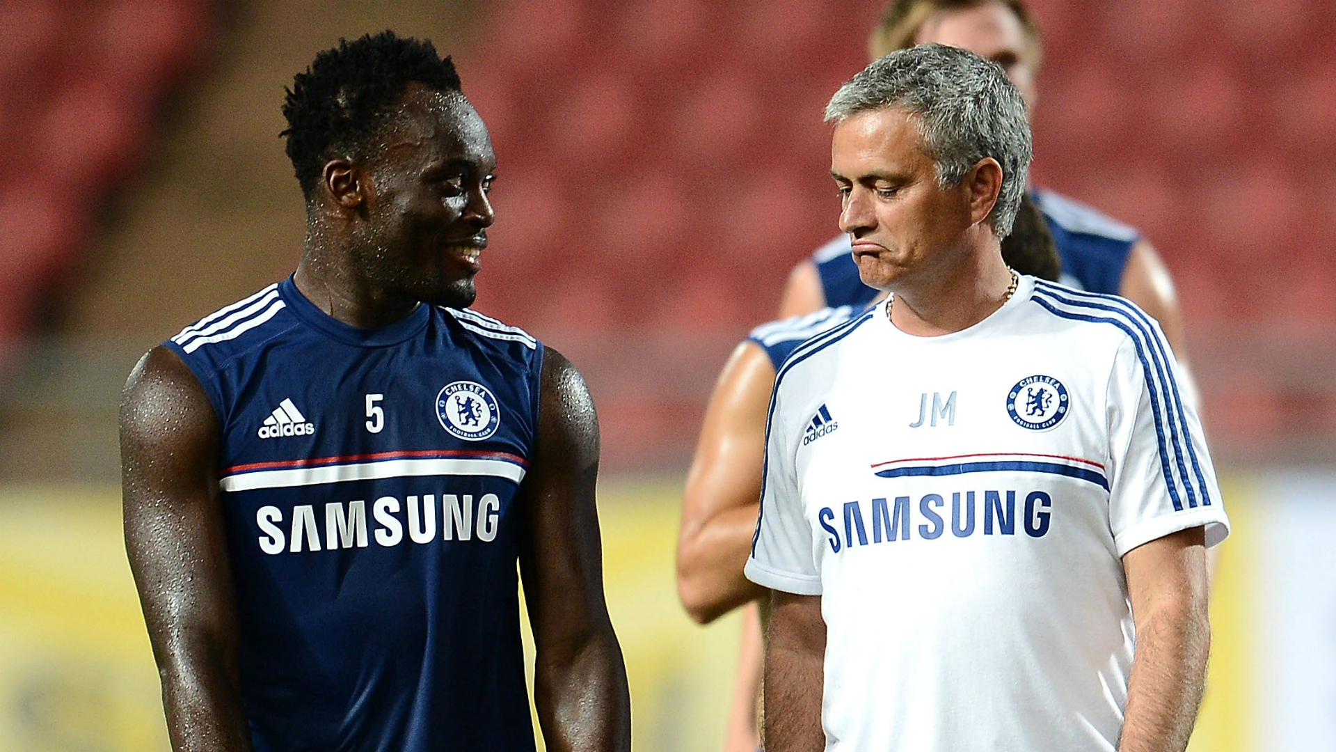 Mourinho the best manager I worked under – Former Chelsea midfielder Essien