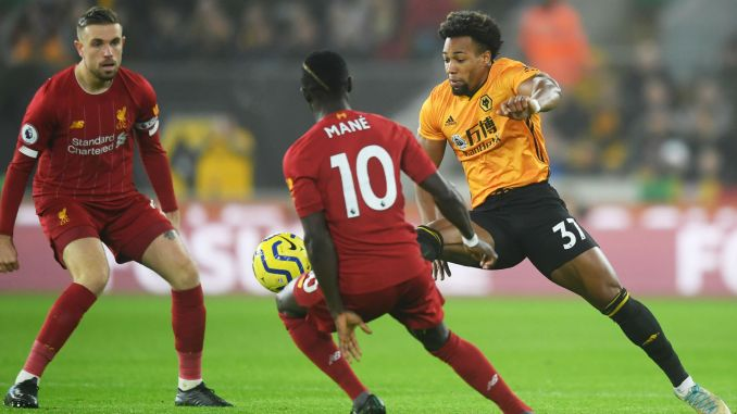 Image result for Klopp, Henderson talk on Adama Traore after Liverpool's 2-1 win over Wolves