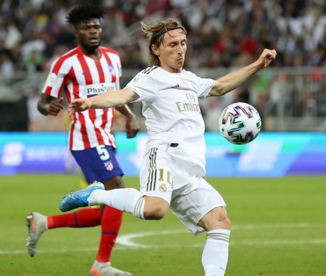 Real Madrid Vs Atletico Madrid Five Facts About The Madrid Derby