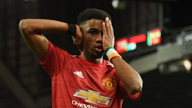 Amad Diallo picks out preferred position at Man Utd but 18-year-old is  'ready for everything'   Goal.com