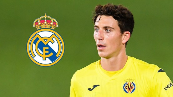 Real Madrid want Villarreal center-back Pau Torres, but face a price tag of 65 million euros