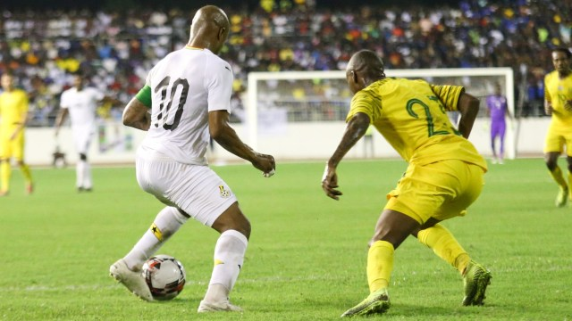 Africa Cup of Nations review: Ghana defeat South Africa, Kenya ...
