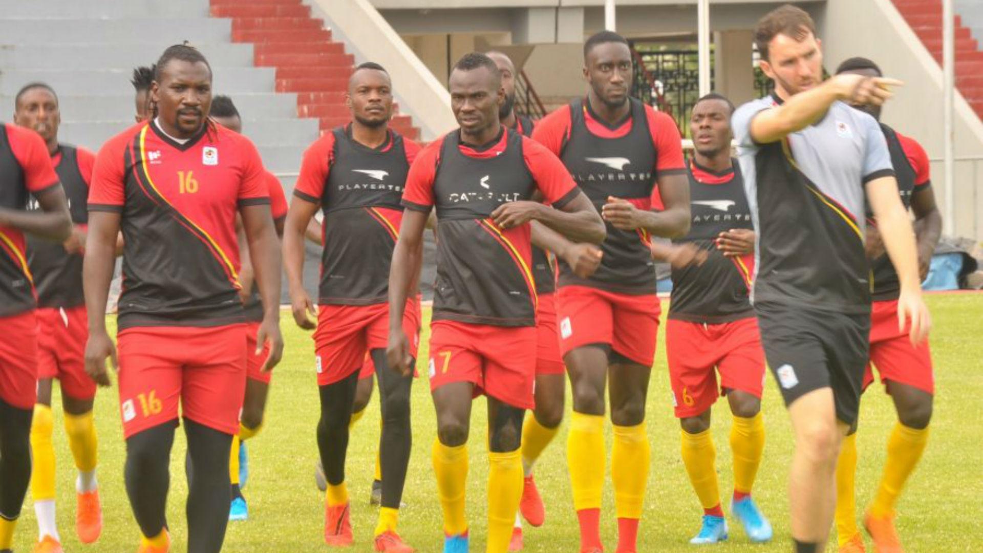 Maritzburg United-bound Juuko out as McKinstry names Uganda pre-Chan team