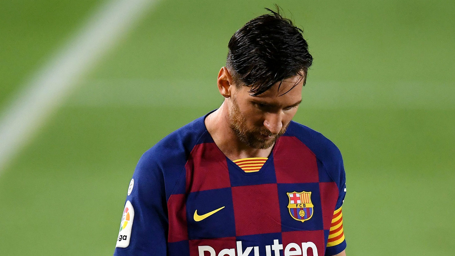 'Has he got the time to sit there and wait?' – Ferdinand hints Messi could consider Barcelona exit