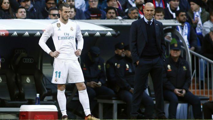 Gareth Bale transfer news: Zinedine Zidane claims winger 'didn't ...
