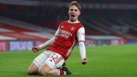 Smith Rowe revelling in dream role for Arsenal