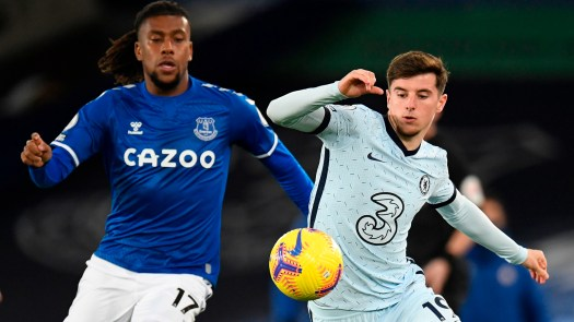 Iwobi in action as Everton bow to Newcastle United   Goal.com