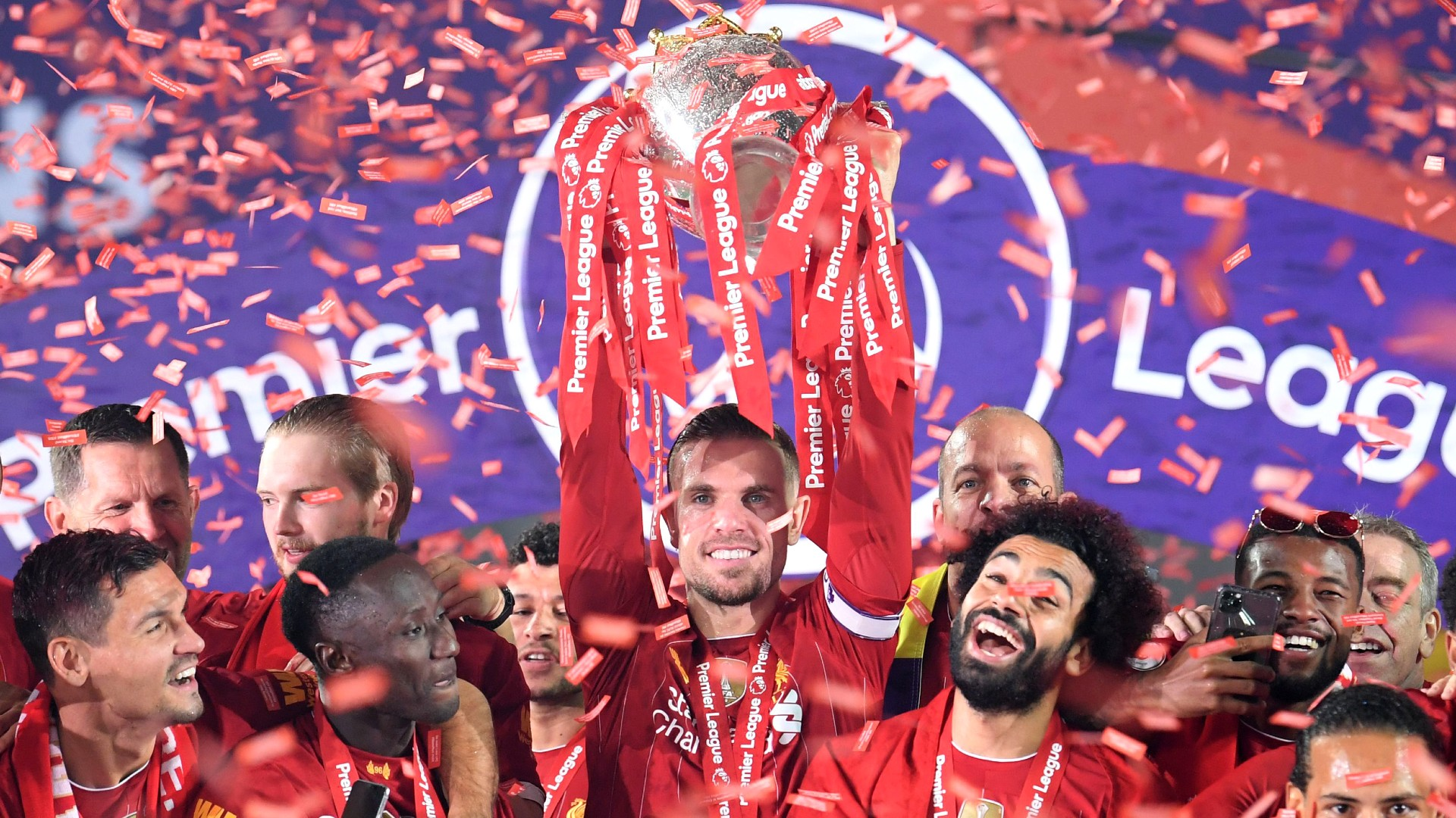 Winning the 2019/2020 English Premier League (EPL) title has not quelled Liverpool's hunger for silverware, team captain Jordan Henderson said on Friday. The England international said the Reds would continue to push for trophies in the new season. Liverpool ended their 30-year wait for a top-flight title last season, finishing 18 points clear of Pep […]