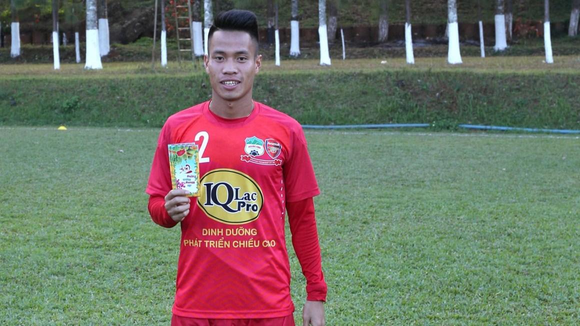 Chuyển nhượng V.League: Bộ đôi HAGL Văn Sơn - Đức Lương 'hạ sơn', gia nhập  CLB TP.HCM   Goal.com