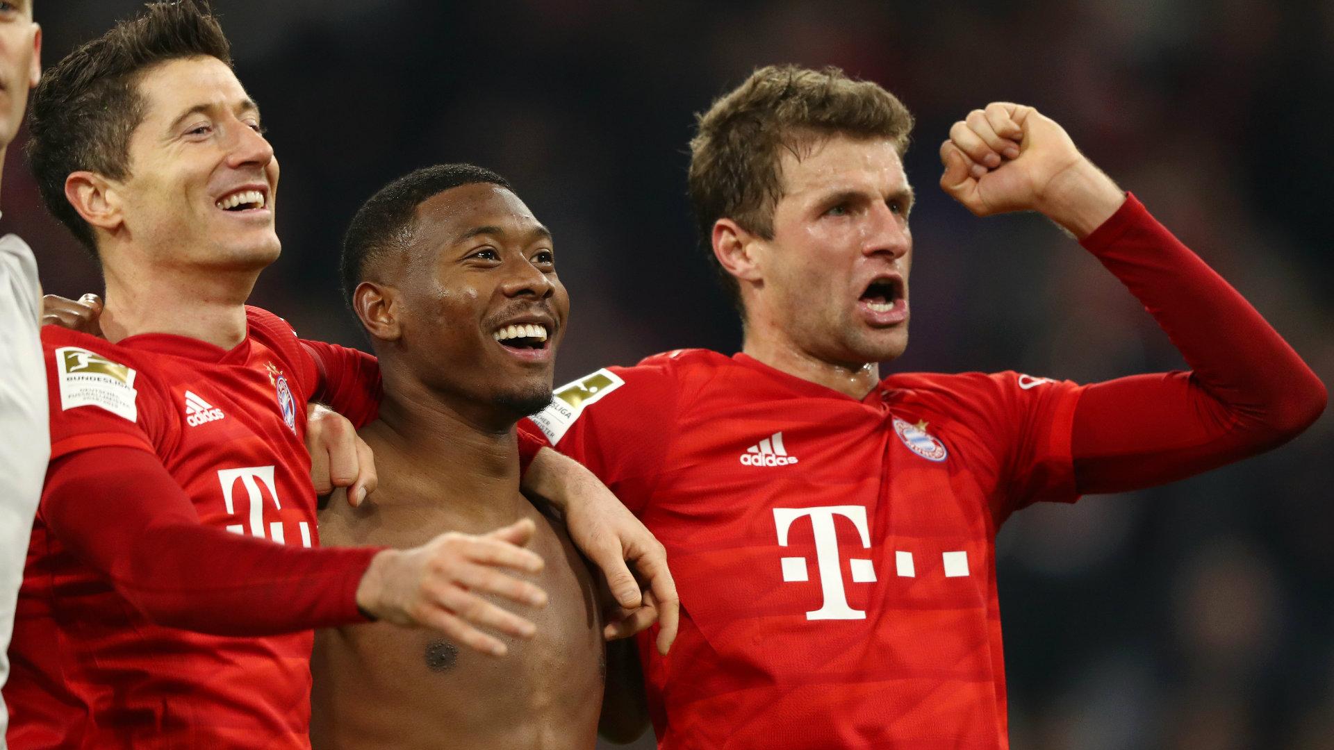 robert lewandowski thomas muller bayern munich vs borussia dortmund 2019 20 1b4mwrtn7q28r1a1lja7vyws9f - Bundesliga: Lewandowski strikes again as Bayern Munich outclass Borussia Dortmund