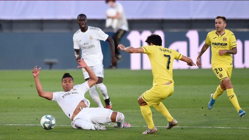 Las alineaciones del Villarreal vs. Real Madrid de LaLiga 2020-2021: Onces,  convocatorias y suplentes | Goal.com