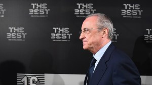 "Real Madrid president Perez says Super League clubs are ""trying to save football"" – but admits ""we didn't explain it well"""