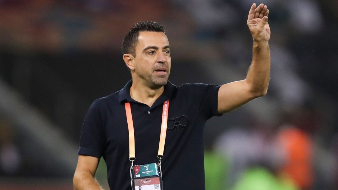 It makes us excited' - Xavi admits preparing to coach Barcelona ...