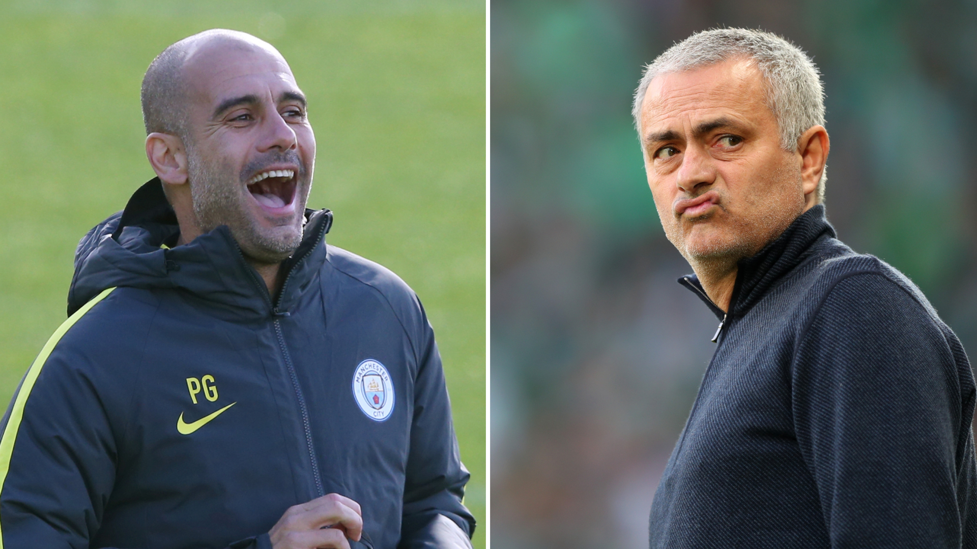 'Maybe Mourinho is a doctor!' – Guardiola hits back at Tottenham coach's Sterling claims