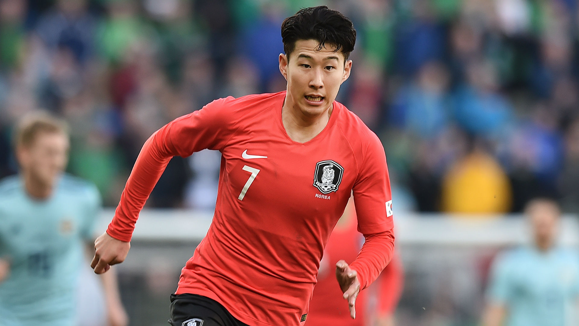 10 years since Heung-Min Son scored his first international goal against India