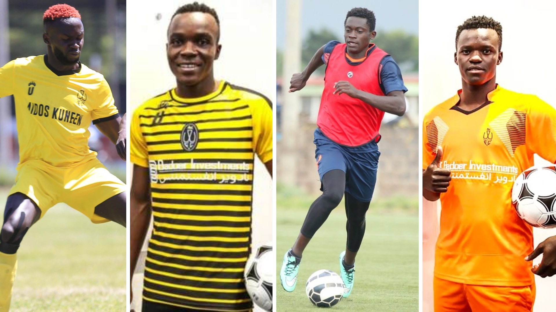 Wazito FC swing the axe - Otanga, Mutamba, Ndinya among those released