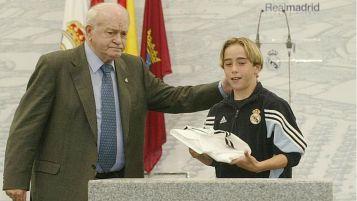 Carvajal, el niño que puso la primera piedra de Valdebebas y acabó siendo ejemplo de La Fábrica | Goal.com