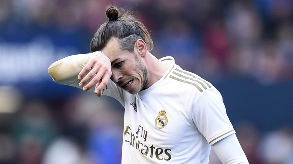 Bale doesn't seem to care at Real Madrid' – Zidane has 'ruled out ...