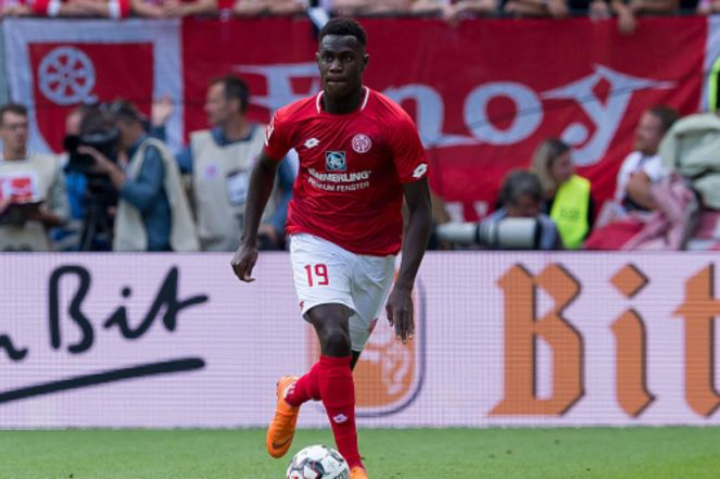 Niakhate and Kunde strike in 2-0 victory for Mainz at Eintracht Frankfurt |  Goal.com