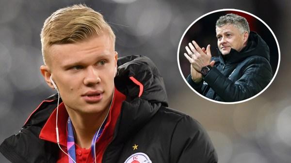 Ausstiegsklausel und Raiola: Solskjaer erklärt, wieso Manchester United BVB-Star Erling Haaland doch nicht wollte | Goal.com