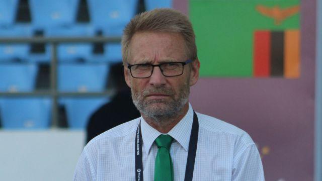 Thomas Dennerby - Nigeria
