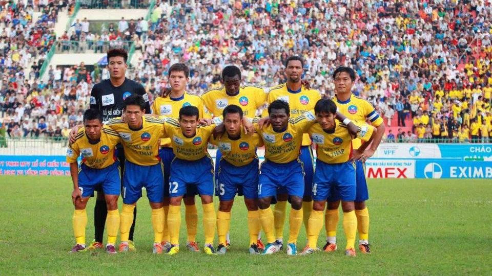 Cầu thủ trưởng thành từ bóng đá Đồng Tháp giờ ra sao? | Goal.com