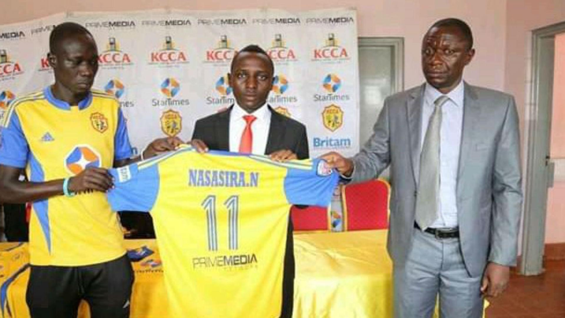 I didn't enjoy Mutebi's trust at KCCA FC – Kyetume's Nasasira