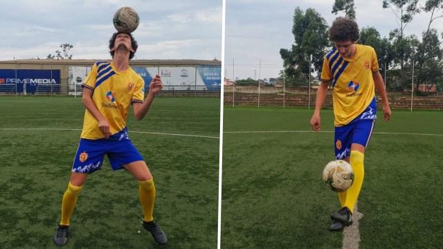 Un footballeur italien brise les barrières et joue dans la super ligue ougandaise