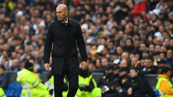 "VIDEO - Zinédine Zidane : ""L"