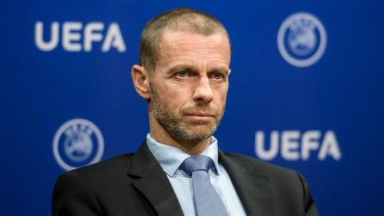 """[공식발표] UEFA, 슈퍼 리그 전면전 """"월드컵-유로 참가 금지""""반대"""