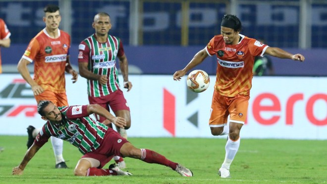 Len Doungel set to join Jamshedpur FC on loan from FC Goa
