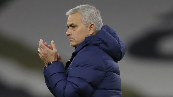 'Every game is tough' – Mourinho plays 'easy ride' for Tottenham after six big clashes
