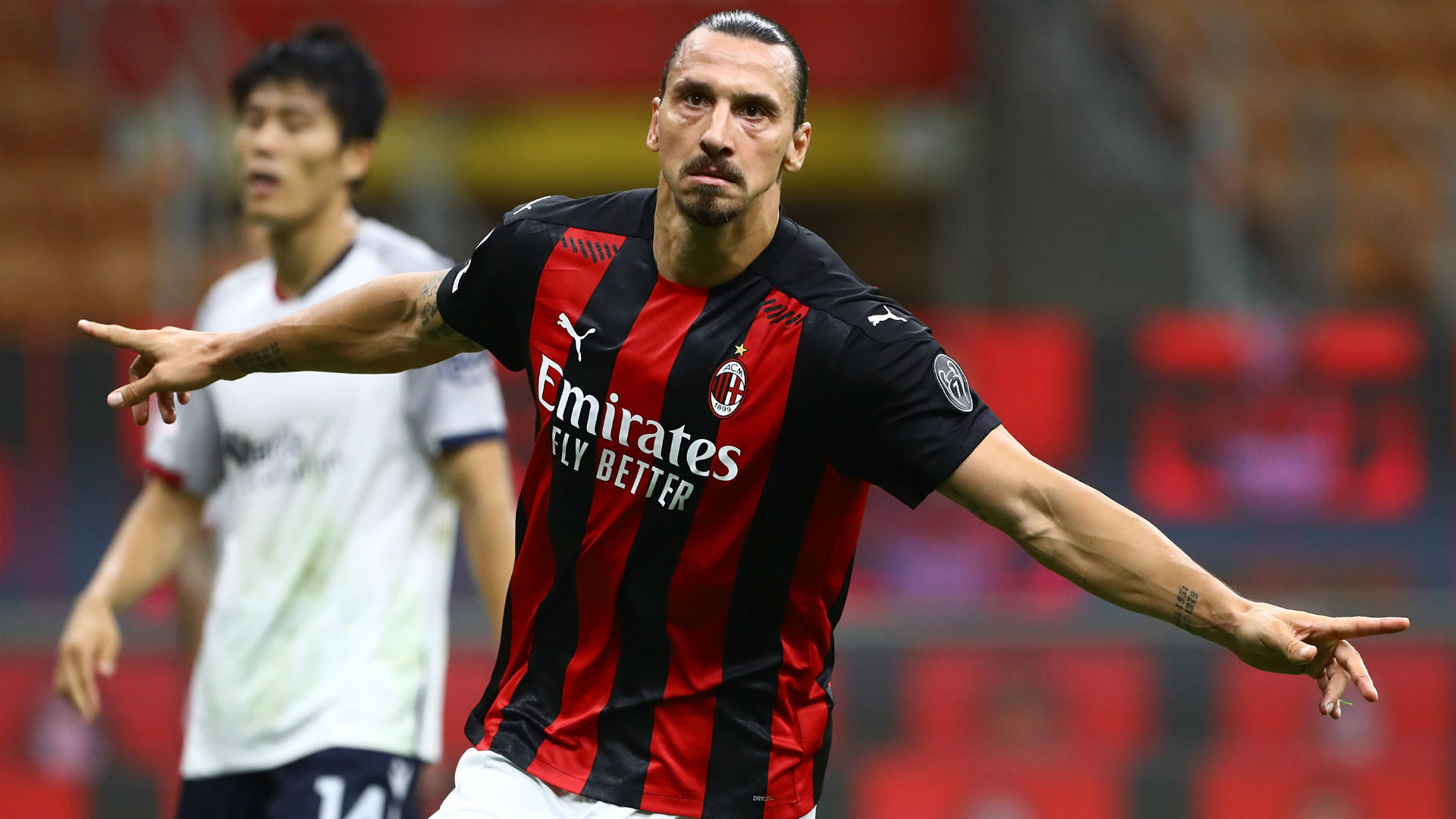 Zlatan Ibrahimovic After Brace For Milan If I Was 20 It Would Have Been Four Websfavourites Com