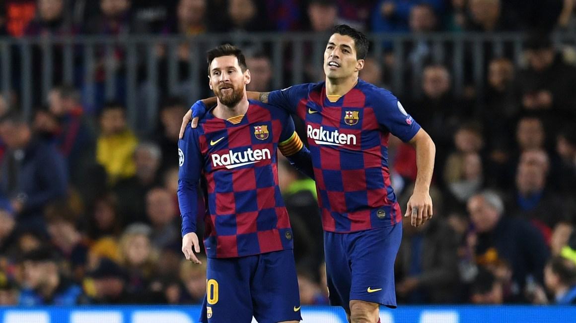 Quý tử' nhà Messi và Suarez cùng nhau 'hủy diệt' đối thủ trong trận đấu của  đội U8 Barcelona | Goal.com