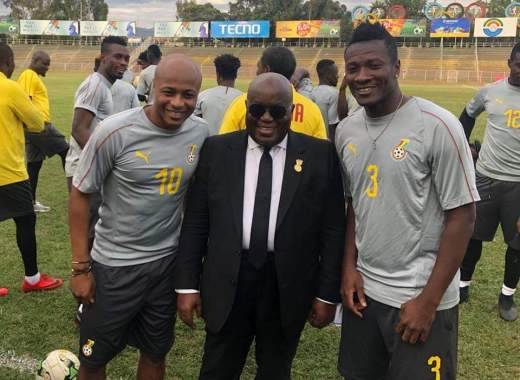 Akufo-Addo: I want a sane football environment in Ghana | Goal.com